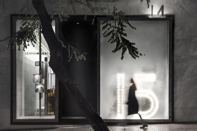 Ileana Makri store by Kois Architect's, Athens