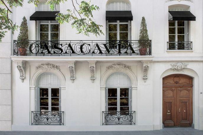 Casa Cavia, Buenos Aires, Argentina