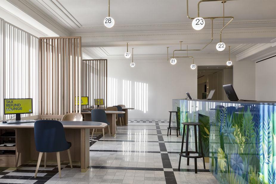 d9d41ac3622d LSN   News   Tax haven  Selfridges opens new lounge for ...