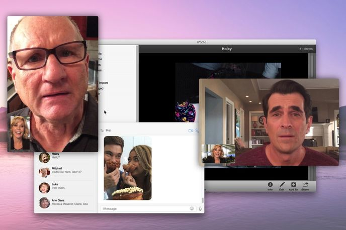 Connection Lost by Modern Family on ABC/Twentieth Century Fox Television