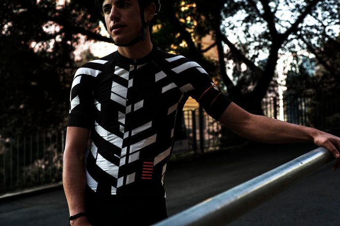 Data Print Collection by Accept & Proceed and Rapha, London