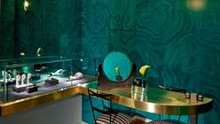 Material mastery: Delfina Delettrez Mayfair boutique conquers materials