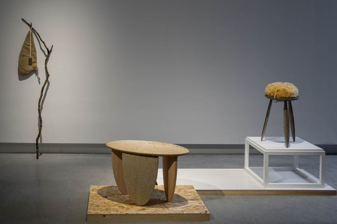 Earth Matters Exhibition curated by Lidewij Edelkoort and Philip Fimmano at Artipelag Art museum, Stockholm