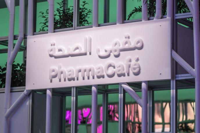 Pharmacafé by Bompas and Parr, Dubai