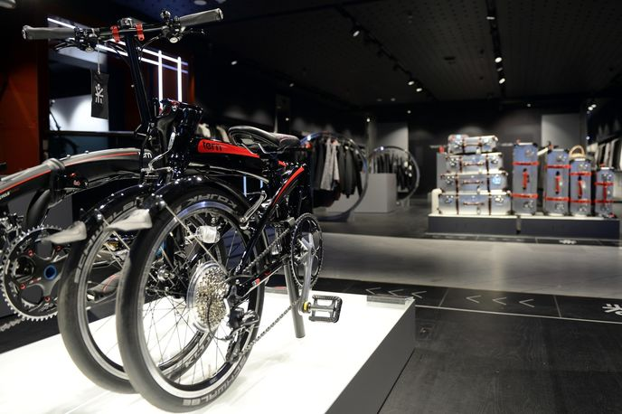 Ekocycle by Will.I.am and Coca Cola at Harrods, London
