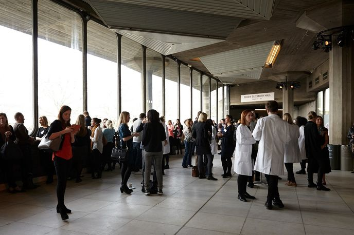The Age of the Long Near spring/summer 2015 Trend Briefing, Southbank Centre