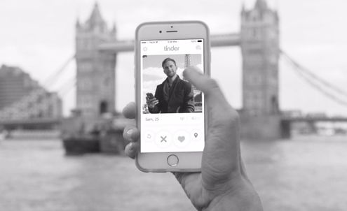 Swipe left: Tinder and the death of demographics