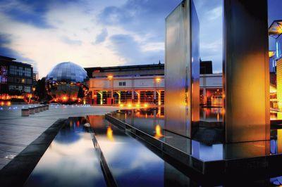 Bristol Planetarium, UK