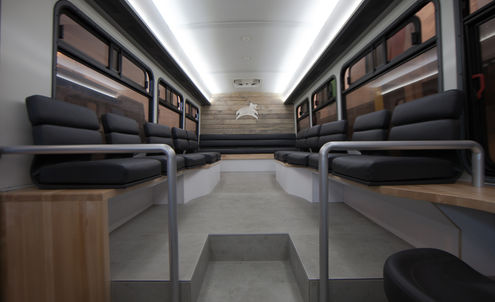 Luxury commute