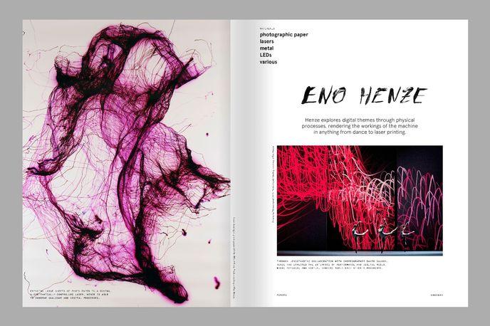 Postdigital Artisans by Jonathan Openshaw, London