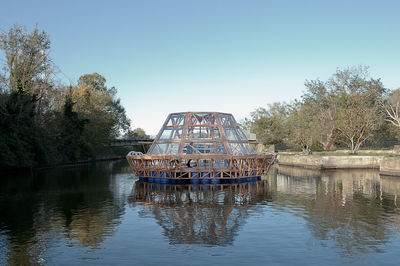 The Jellyfish Barge by Studio Mobile, Italy