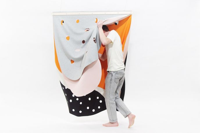 Touch That Taste by Martyna Barbara Golik from The Royal Danish Academy of Fine Arts, Copenhagen