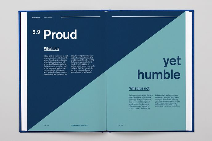 Nordea Bank branding by Snask, Stockholm. Photography by Carl Dahlstedt.