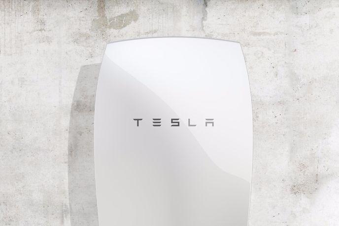 Powerwall by Tesla, US