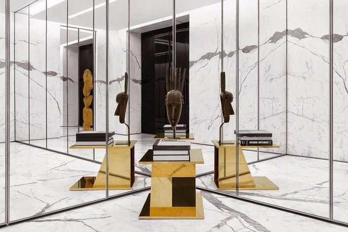 Saint Laurent flagship store in Paris