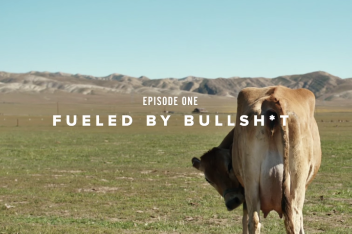 Fueled by Bullsh*t series presented by Toyota Mirai, US