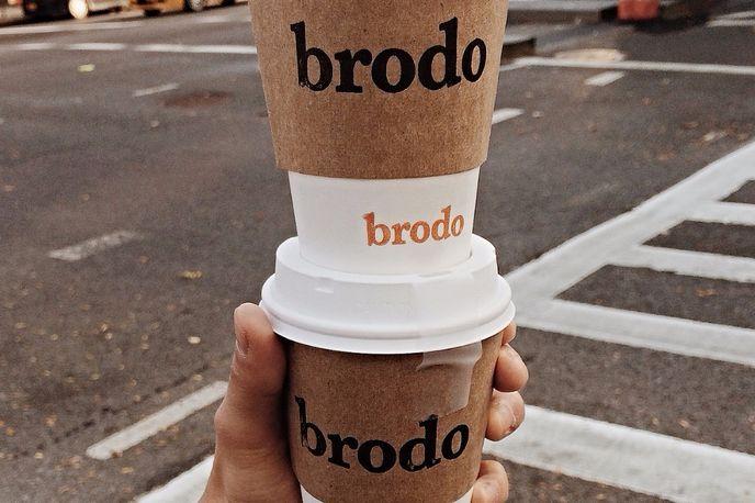 Brodo bone broth, New York