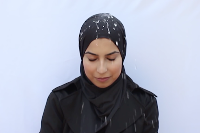 Cool Dry hijab by Veil, Ohio