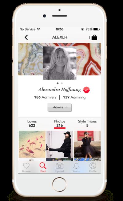 Alexandra Hoffnung profile on the Net Set