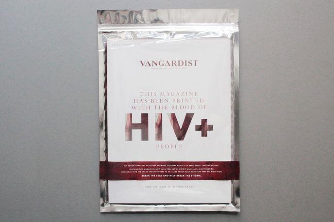 Vangardist Magazine by Saatchi & Saatchi