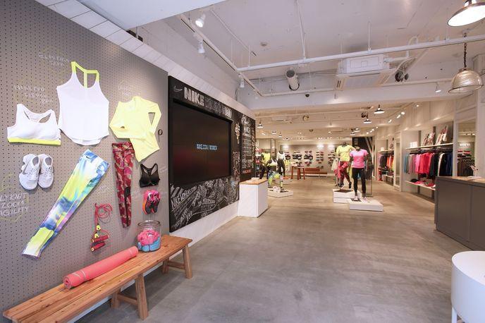 Nike Women's Studio, Tokyo