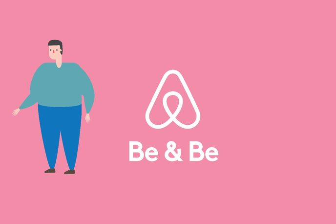 Be Someone Else for Airbnb by Kimberly Ong, Akarad Tachavatcharapa, Zarina Mendoza and George Widodo, Pasadena
