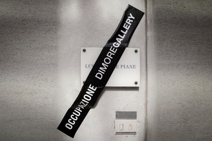 Dimore Gallery at Galleria Luisa Delle Piane, Milan. Photography by Silvia Rivoltella.