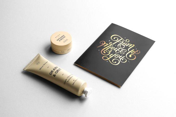 Mieux Derma rebranding by Ryan Romanes, Floriane Jambu and Morgahna Godwin, Australia