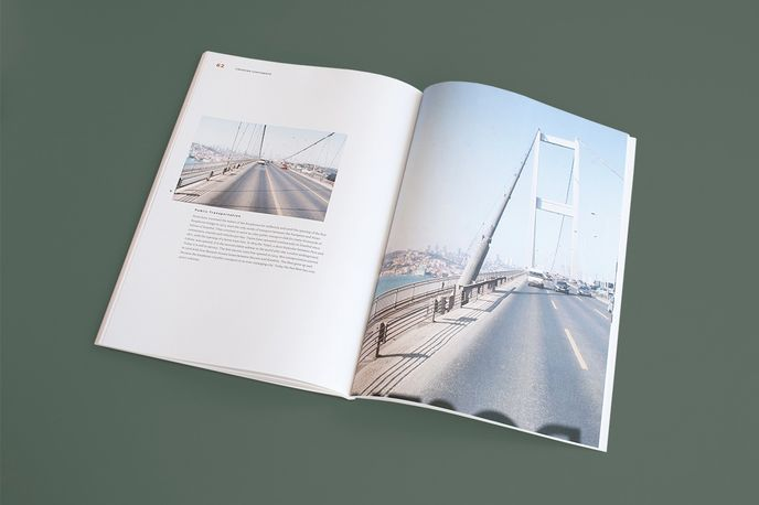 Bus Journal by Sarah Le Donne, Germany