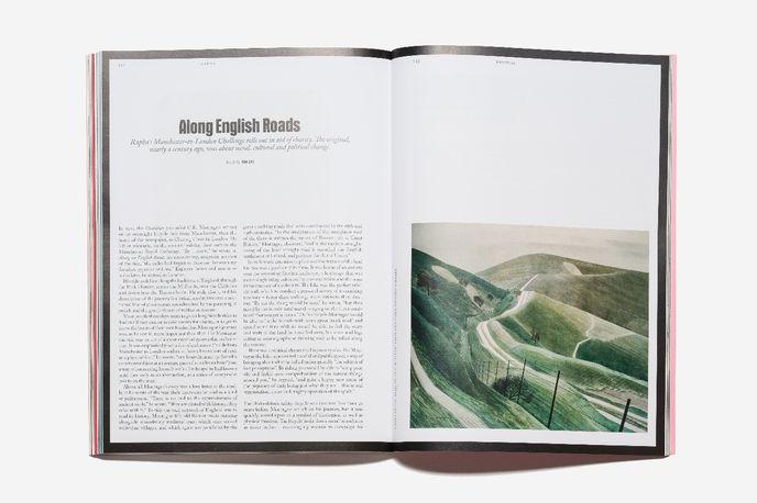 Mondial magazine from Rapha, UK