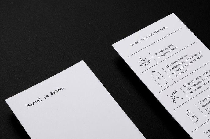 Mezcal de Bateo designed by Futura, Mexico