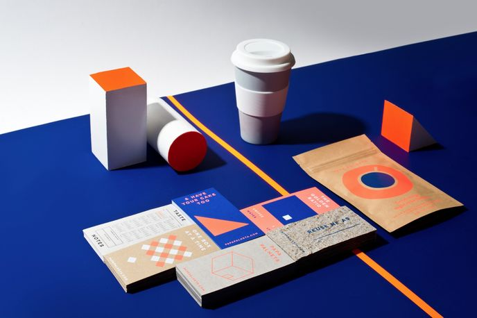 Papa Palheta coffee experience kit designed by Foreign Policy Design Group, Singapore