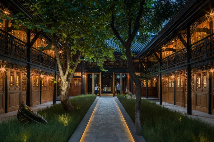 The Temple House from Swire Hotels, Chengdu, China