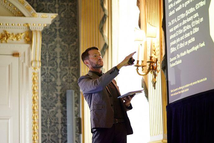 The Luxury Futures Forum at Claridges, London