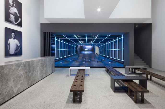 Nike Studio created by Coordination Asia, Beijing