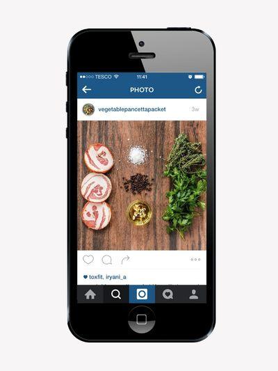 Reynolds recipe Instagram, US