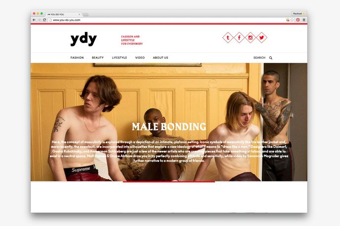 You-Do-You launched by Casey Geren and Kristiina Wilson, New York