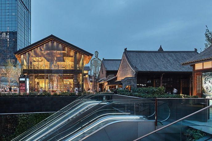 Sino-Ocean Taikoo Li Chengdu by Swire Properties, Hong Kong