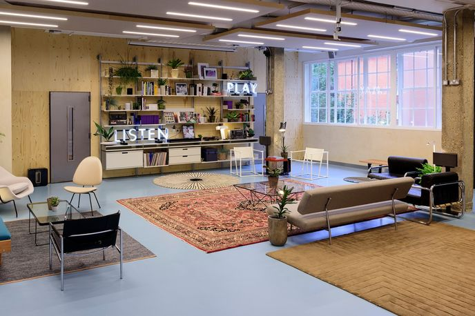 Sonos Studio, London