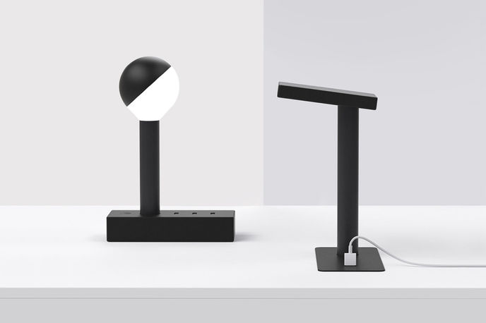 w152 Busby lamp designed by Industrial Facility for wästberg
