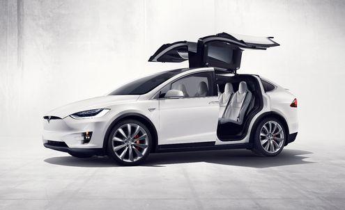 Tesla fleets
