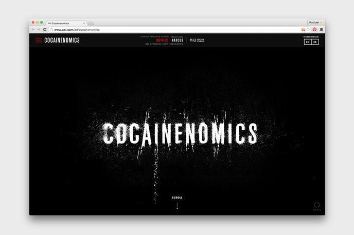Cocainenomics written by Peter.S.Green, Global