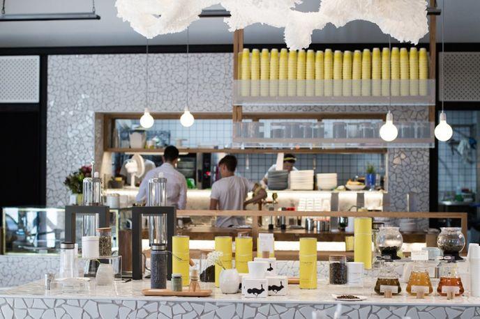 The Rabbit Hole Organic Tea Bar, Sydney