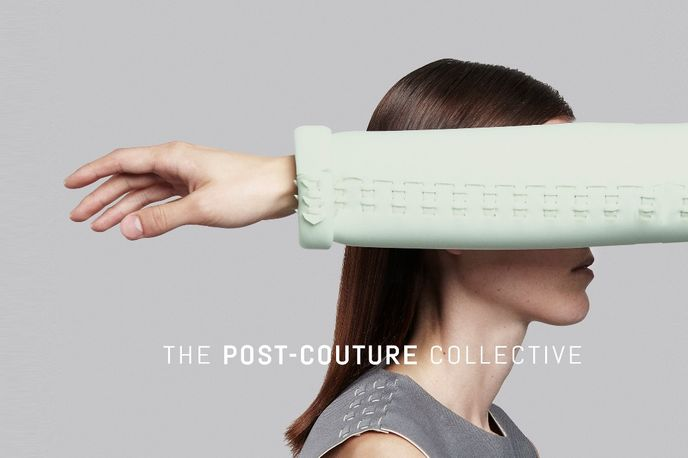 The Post-Couture Collective by Martijn van Strien, Rotterdam
