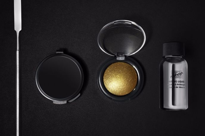 Gold 001 Packaging by Pat McGrath labs, US