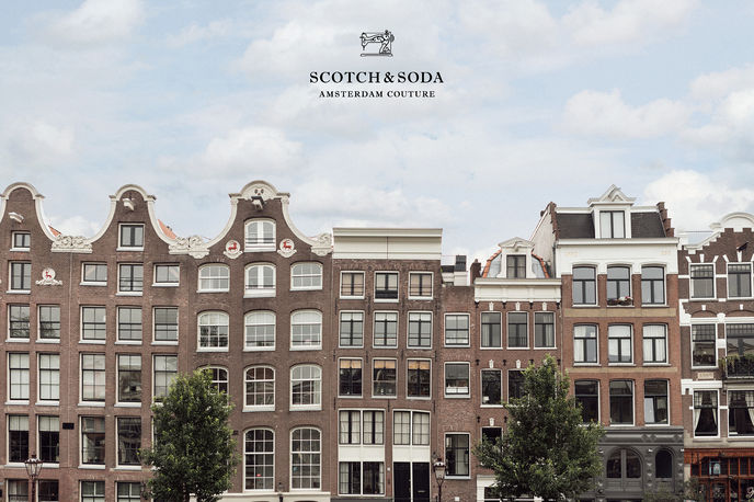 The Story of Things campaign from Scotch & Soda and Airbnb, Amsterdam