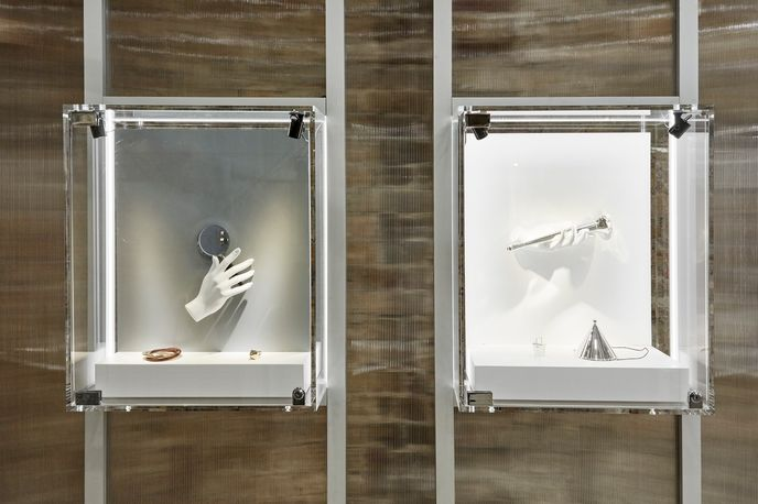 Out of Retirement collection from Tiffany & Co at Dover Street Market, London