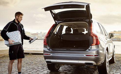 Pop the trunk