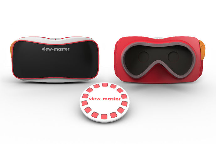 View Master VR headset