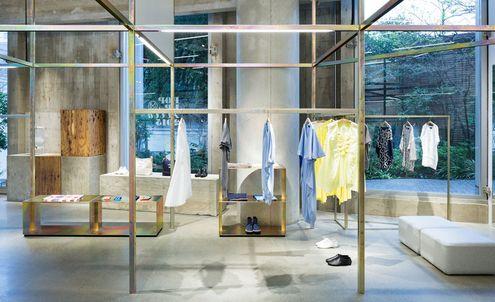 Schemata Architects/Jo Nagasaka: Interiors and product